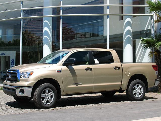 Tundra (XK50) - Toyota