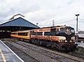Train in Limerick station -(2) - geograph.org.uk - 2442555.jpg