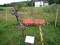 Trash art am Lahntal-Radweg - geo.hlipp.de - 39244.jpg