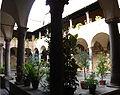Trastevere - sant'Onofrio - chiostro interno 00659-60.JPG