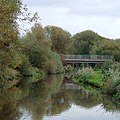 Trent and Mersey Canal west of Willington, Derbyshire - geograph.org.uk - 1586735.jpg
