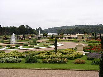 Trentham, Staffordshire - Trentham Gardens