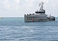 Trinidad and Tobago Ship Quinam arriving in Montego Bay, Jamaica - 160619-N-FE728-103.jpg