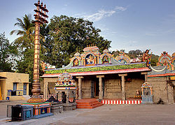 Tirusoolanathar temple at Tiruslam