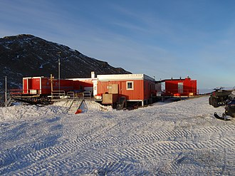 Dependencies of Norway - Norway's main research station, Troll, in Queen Maud Land.