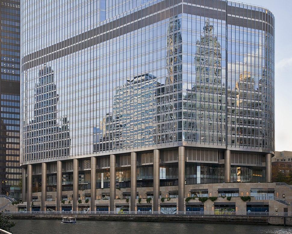 Trump International Hotel and Tower, Chicago, Illinois, Estados Unidos, 2012-10-20, DD 05