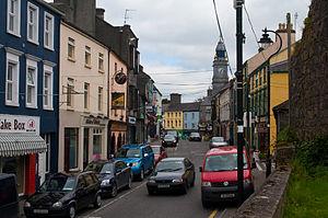 Tuam - High Street, looking east