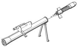 Tucker wire guided antitank concept 1964.png