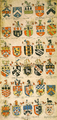 Tudor Roll of arms, Sir Thomas Wriothesley.png