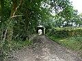 Tunnel under the Barnsley, Penistone, Huddersfield railway - geograph.org.uk - 935660.jpg