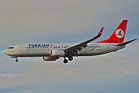 TC-JGV - B738 - Turkish Airlines