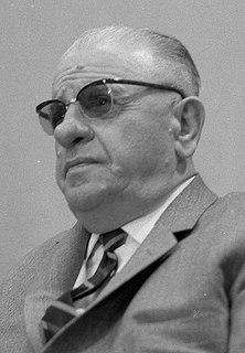 Cevdet Sunay 5th president of Turkey
