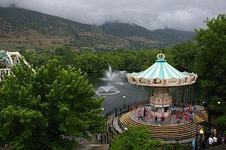 Lagoon (amusement park) amusement park in Farmington, Utah