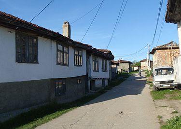 Тутракан - уличный пейзаж..JPG