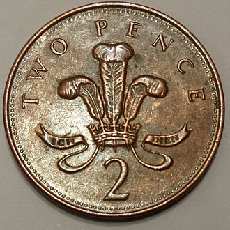 Coin problem - Image: Two Pence 01