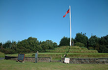 Photograph of Tynwald Hill
