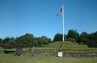 St John's, Isle of Man - Tynwald Hill
