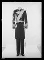 Tysk amiralsfrack, samhörande med nr, 12826 - Livrustkammaren - 10061.tif