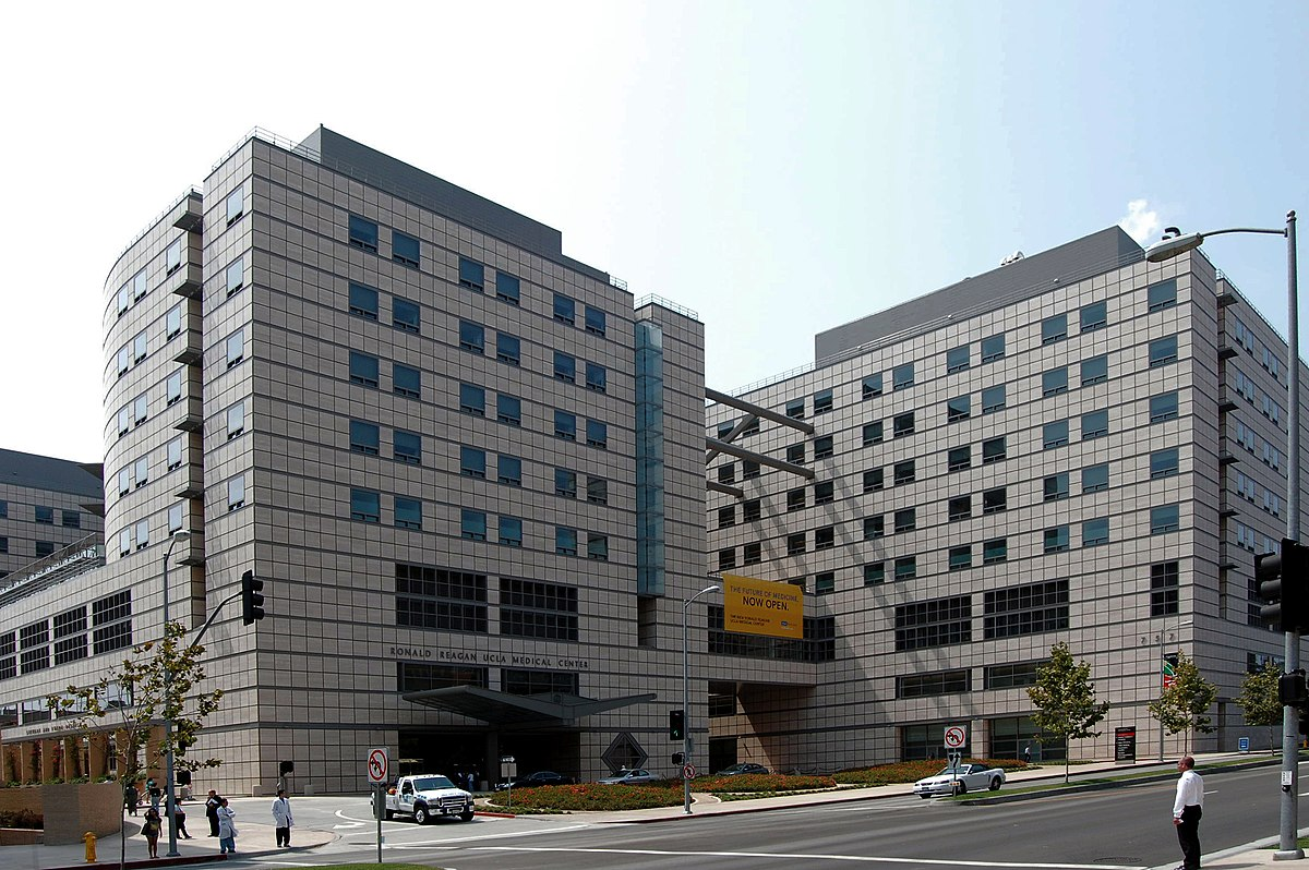 Ronald Reagan Ucla Medical Center Wikip 233 Dia