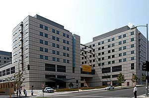 Death of Michael Jackson - Jackson's body arrived at Ronald Reagan UCLA Medical Center on June 25 at 1:14 p.m. local time.