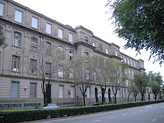 National University of Rosario - Faculty of Exact Sciences, Engineering and Surveying (UNR)