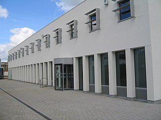 University of Bedfordshire - University of Bedfordshire – Bedford Campus Centre
