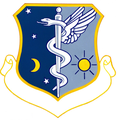 USAF Hospital Little Rock emblem.png