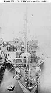 USS <i>Clyde</i> (1863)