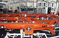 US Navy 030819-N-2613R-010 Target drones in the hanger bay aboard USS Cushing (DD 985).jpg