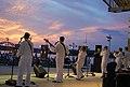 US Navy 110618-N-CI293-284 The U.S. Navy Band ensemble Great Lakes Rock Band,.jpg