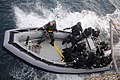 US Navy 110722-N-IO627-008 Royal Australian Navy sailors assigned to the visit, board, search, and seizure (VBSS) team of the Australian navy friga.jpg