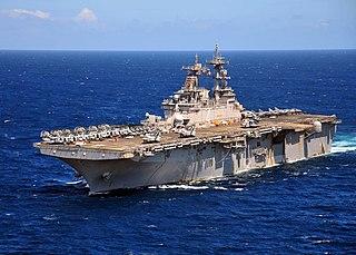 USS <i>Boxer</i> (LHD-4)