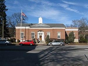 United States Post Office–Lexington Main - US Post Office, Lexington Center