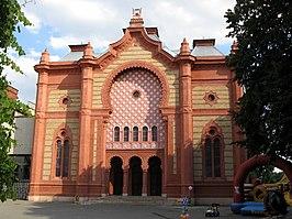 Uzhgorod Synagogue