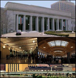 Saint Paul Union Depot United States historic place