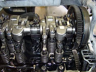 Unit injector - Delphi E1 UI on the Volvo D13A engine