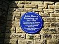 Unitarian Church, Monton, Blue plaque - geograph.org.uk - 681166.jpg
