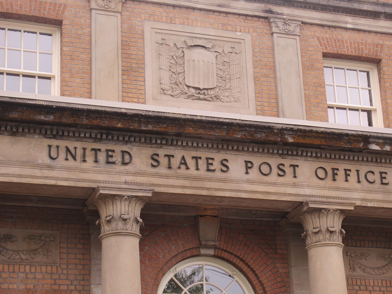 File united states post office vancouver wa 2013 3 jpg wikimedia commons - Post office us post office ...