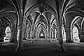 University of Glasgow Cloisters (18730239312).jpg
