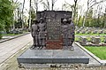 Upamiętnienie żołnierzy batalionu Miotła Cmentarz Wojskowy na Powązkach.jpg
