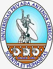 Symbol of Antenor Orrego University