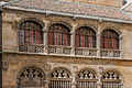 Upper gallery to the Capilla Real Granada Spain.jpg