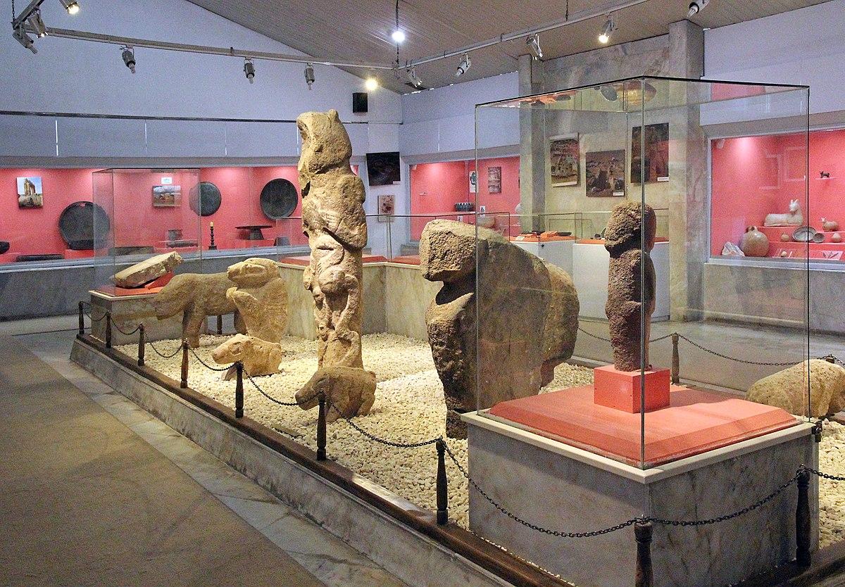 Şanlıurfa Archaeology and Mosaic Museum - Wikipedia