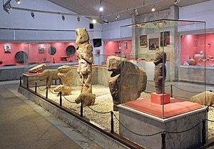 Şanlıurfa Archaeology and Mosaic Museum - From Göbeklitepe excavations
