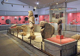 Şanlıurfa Museum - Image: Urfa Museum Göbekli