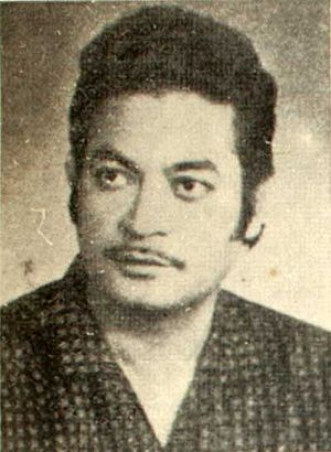 Amanat Ali Khan - Image: Ustad Amanat Ali Khan