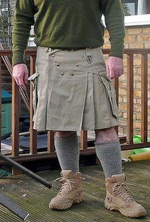 any of various contemporary or historical skirts or skirt-like garments worn by men and boys
