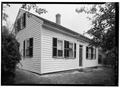 VIEW FROM THE SOUTHWEST - Nathaniel Dyer House, North Pamet Road, Truro, Barnstable County, MA HABS MASS,1-TRU,13-1.tif