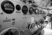 VII C U-Boot E-Maschine Steuerstand