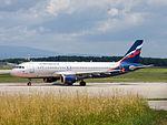 VP-BQW, Airbus A320-214, Aeroflot (19610517820).jpg